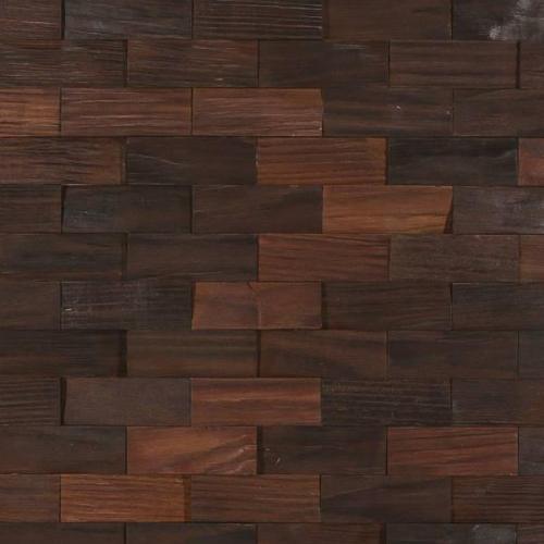 Мозаика и 3D панели из дерева Tarsi Рубка Термо